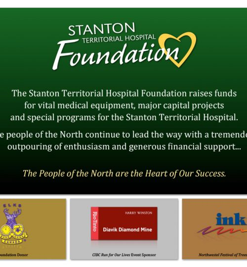 Stanton Territorial Hospital Foundation Slide Show